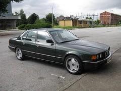 BMW 735i (nakhon100) Tags: cars bmw 7series e32 7er 735 735i