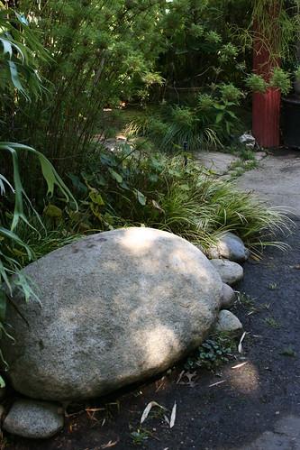 giant stone seats