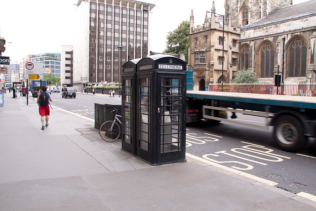 Black Phone Boxes?