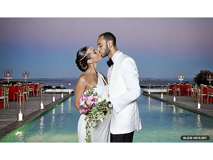 alicia-keys-swizz-beatz-get-married-1 by cibylwant flickr.com