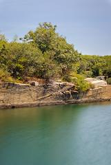 DSC_3552 (JohnLeJeune) Tags: longexposure quarry rockport middaysun halibutpointstatepark varinduo
