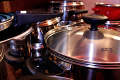 Pots (momma1965) Tags: kitchen august pots 2010 fizzler ourdailychallange