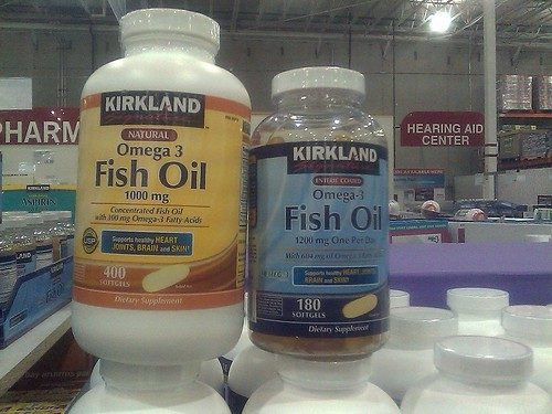 Fish Oil from Costco