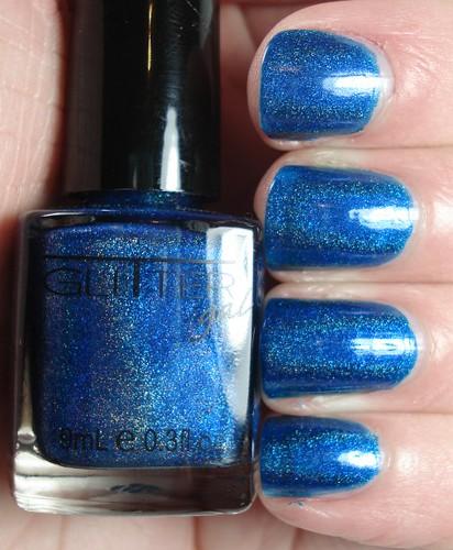 Glitter Gal Marine Blue