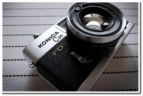 KONICA C35 FD
