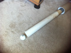 Ping pong ball cannon