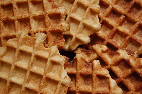 Gaufres de Liege (Liege Belgian Waffles)