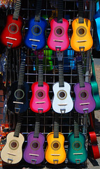 Musical Colors (AmyKClark!) Tags: music colors guitars instruments flickrchallengegroup flickrchallengewinner thechallengegame challengegamewinner herowinner storybookwinner storybookbtd1st