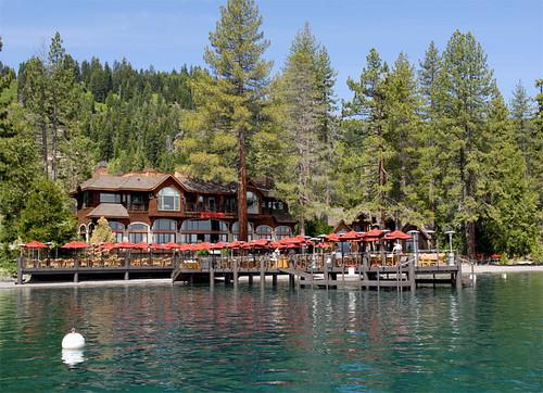 West Shore Cafe, Lake Tahoe, California