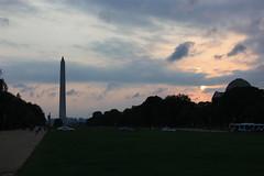 Sunset in Washington