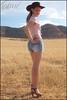 Silvia Ros (Tabaré Neira) Tags: portrait hot sexy girl beautiful beauty model chica legs retrato country rear best modelo silvia campo heels tacones 500 cowgirl favourite guapa tabare piernas vaquera valaingaur