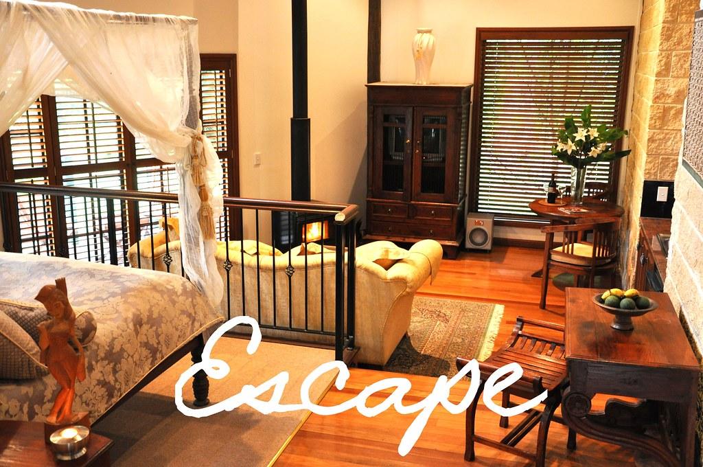 tm mountain accommodation escarpment retreat romantic cottages