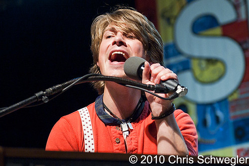 Hanson - 08-17-10 - Royal Oak Music Theatre, Royal Oak, MI