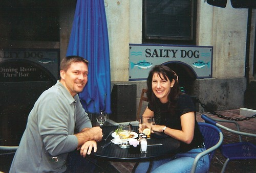 Salty Dog in Boston.