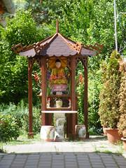 Hungarian Buddha