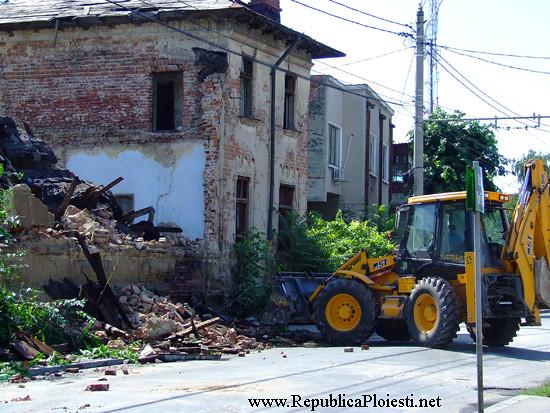 Casa Z(usserman) C - 2010 - demolare - 1