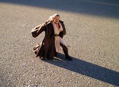 QUI-GON (8 Skeins of Danger) Tags: starwars robe jedi quigonjinn 8skeinsofdanger