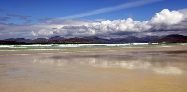 ebony arista ray ban  scarista beach/isle of