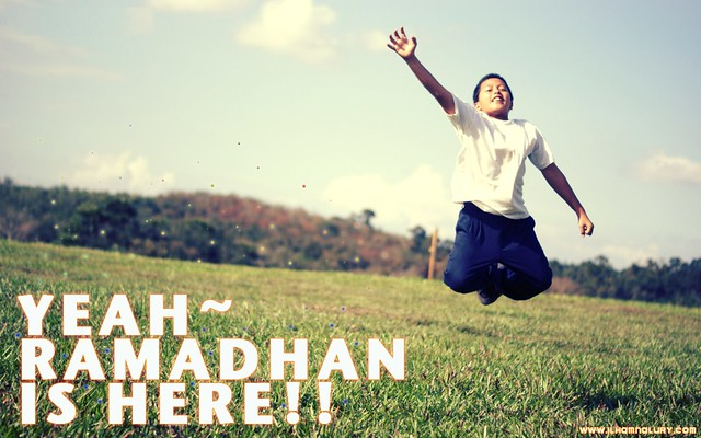 Ramadhan Is Here!