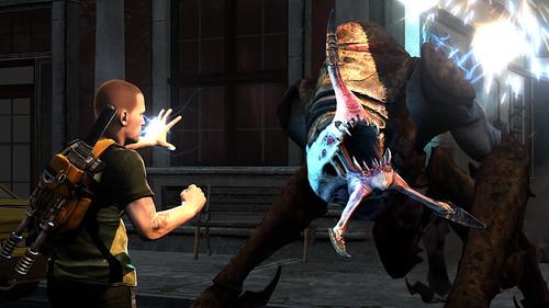 inFAMOUS 2 gamescom pics