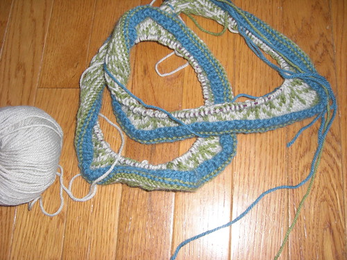 Beginnings of a mobius