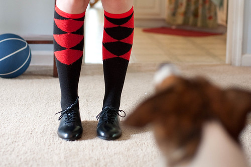 knee-socks
