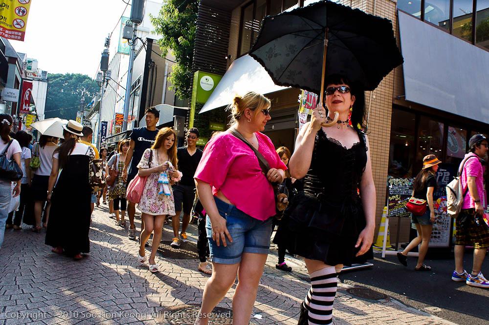 "Harajuku ""Girls"" @ Tokyo, Japan"