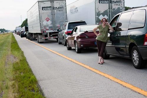 Indiana Traffic.