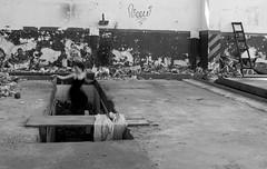 (Carolina Tarre) Tags: selfportrait blancoynegro self canon monocromo blackwhite decay autoretrato canonxsi