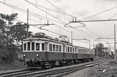 ATCM A8 (maurizio messa) Tags: railroad sepia railway trains railcar breda bahn mau fer emiliaromagna a8 ferrovia treni specialtrain photorail nikond90 elettromotrice atcm trenospeciale safre triebzuge