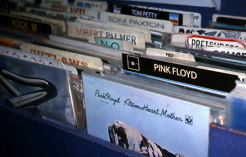 Flip Side Records, Pompton Lakes, NJ USA