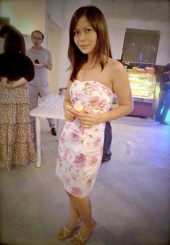 LuxOnU Puchong - Rebecca Saw 1
