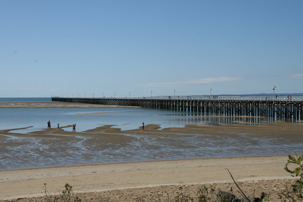 Hervey BAy Urangan Beach