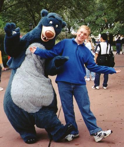 Baloo and me