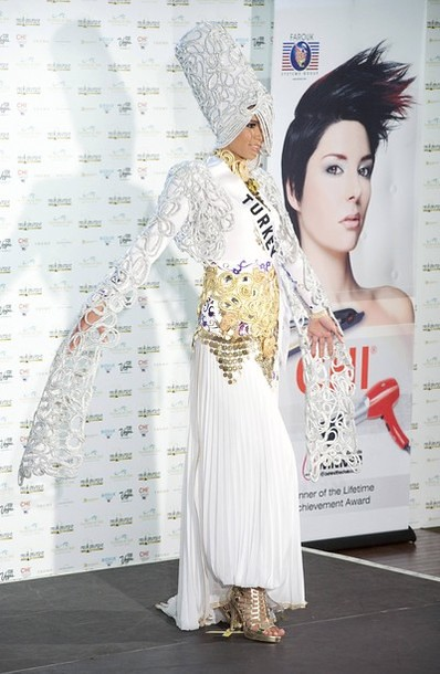 National Costume of Miss Turkey