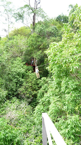 Koh Samui Canopy Adventures サムイ島キャノピーアドベンチャー4