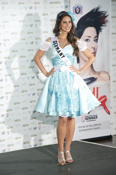 National Costume of Miss Germany
