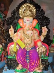 Ganesh 2010 preparations (Rahul_shah) Tags: ganesh ganpati parel lalbaug ganeshvisarjan gajanan ganpatibappamorya ganraj ganeshpreparation2010 ganeshfestival2010 kingcircleganeshvisarjanganeshpreparation2010ganeshfestival2010ganpatibappamoryakingcircle