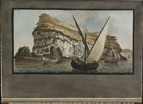 Plate 34, island of Ventotene