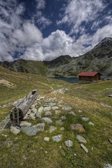 (Philippe Saire || Photography) Tags: mountain lake alps nature montagne alpes canon landscape eos switzerland suisse lac sigma wideangle 1020mm paysage hdr photomatix 450d illsee philippesaire