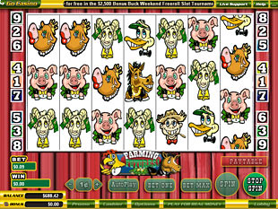 Farming Futures slot game online review
