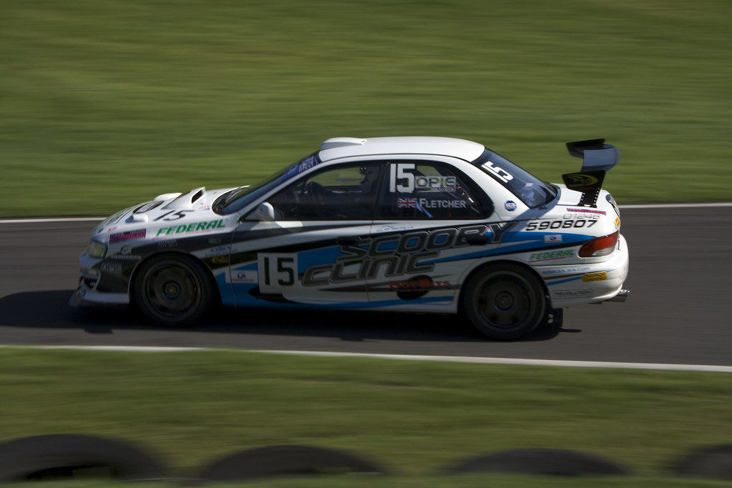 15: Subaru Impreza