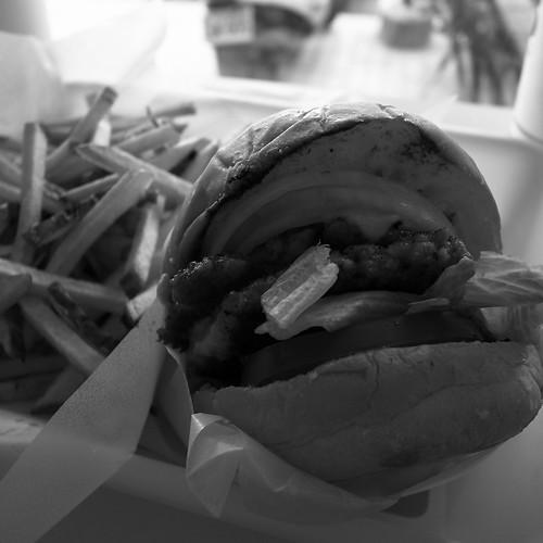 黑白食物 Food in B&W