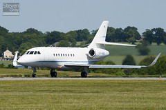 OY-MGO - 161 - Private - Dassault Falcon 2000LX - Luton - 100622 - Steven Gray - IMG_5647