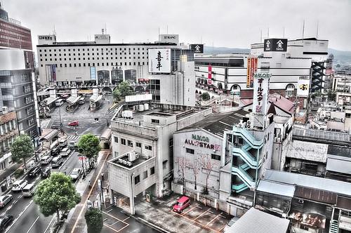 Kurashiki City 06 / HDR