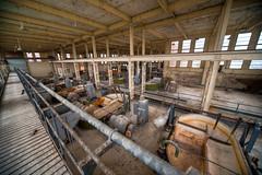 ROF Bishopton 326 (Ben Cooper) Tags: urban factory decay royal urbanexploration exploration derelict deserted explosives urbex ordnance rof bishopton