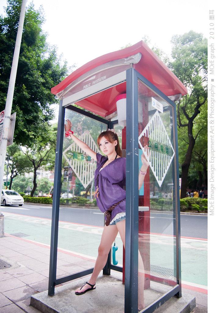 外拍活動  東區街拍 MD 氣象女孩 UMI 小海