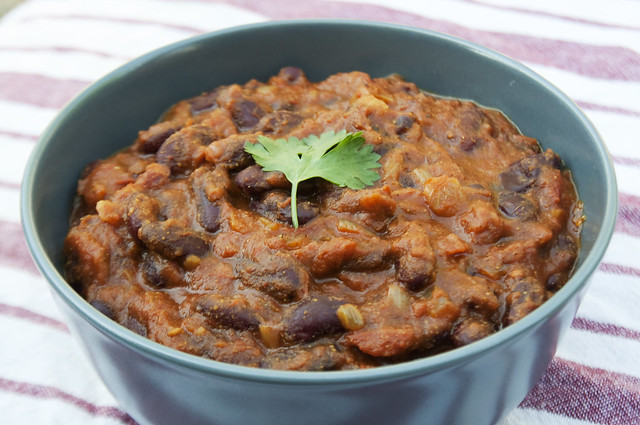 Rajma - Red Bean Curry