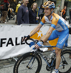 Tyler Farrar winning in Germany