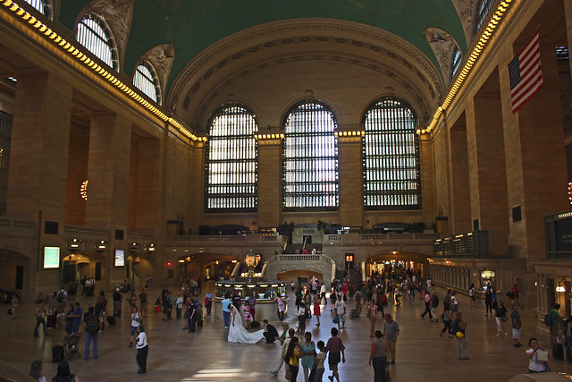 Grand Central #1, by MacDara on Flickr.